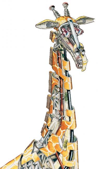 horniman-RobotZoo_giraffe