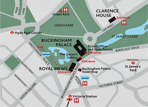 Queen's Gallery – Art Exhibitions London